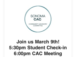 CAC meeting