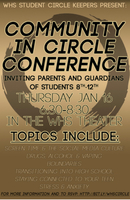 Community in Circle Conference January 16th