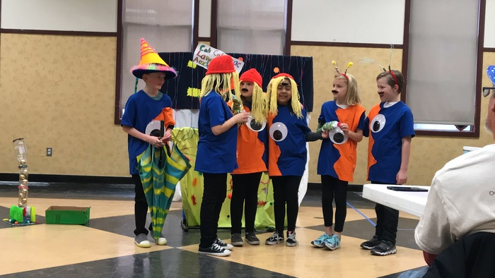 CCLA Div 1 Team, Odyssey of the Mind