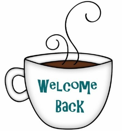 Welcome Back Coffee