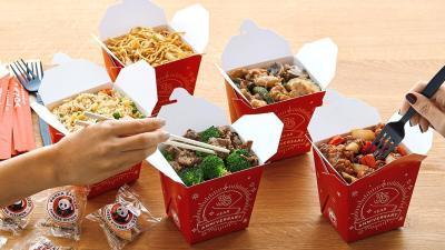 Panda Express Dine & Donate