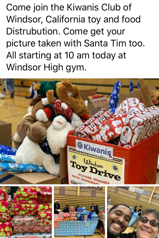 Kiwanis Food & Toys